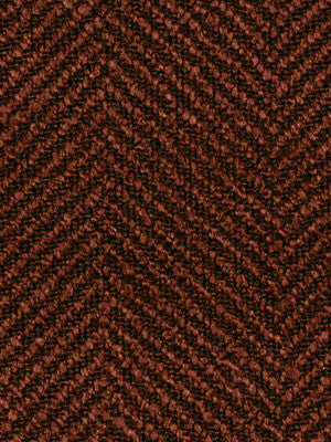 DECORATIVE PERFORMANCE Glenveagh Hill Fabric - Russet