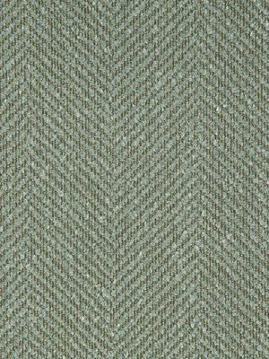 DECORATIVE PERFORMANCE Glenveagh Hill Fabric - Seafoam