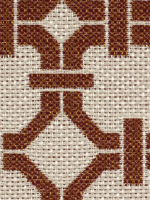 DECORATIVE PERFORMANCE Set Dance Fabric - Russet