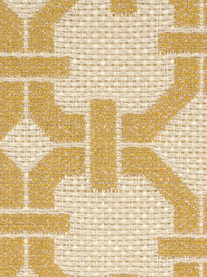 DECORATIVE PERFORMANCE Set Dance Fabric - Honey