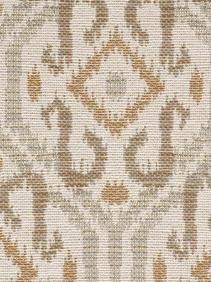 DECORATIVE PERFORMANCE Twist N Shout Fabric - Patina