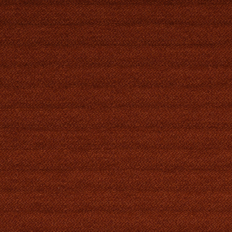 CORPORATE BINDER: PERFORMANCE/FINISHES DECORATIVE/UPH SOLIDS AND TEXTURES/ECO I Single File Fabric - Persimmon