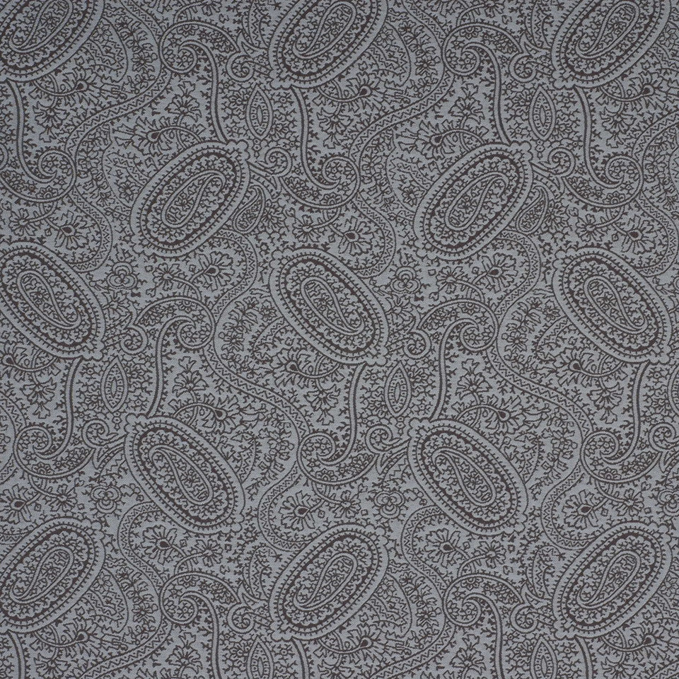 TOMMY BAHAMA Paisley Lagoon Fabric - Beachglass