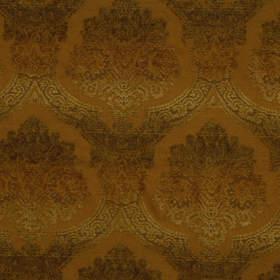 TOFFEE Castle Briar Fabric - Toffee