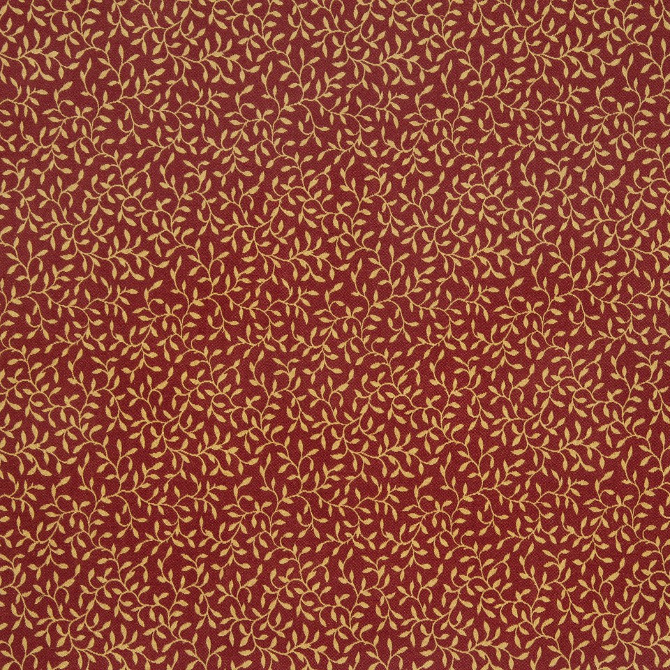 POMEGRANATE Act Naturally Fabric - Pomegranate