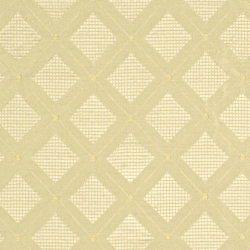 ECRU Dream Fields Fabric - Bone
