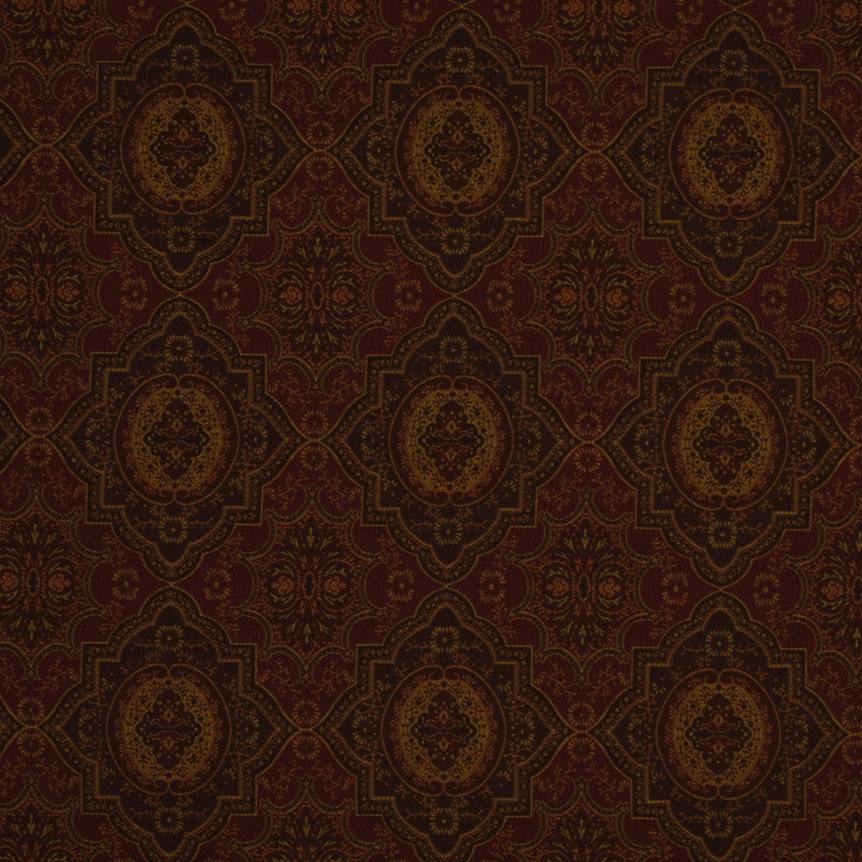POMEGRANATE Talula Fabric - Pomegranate