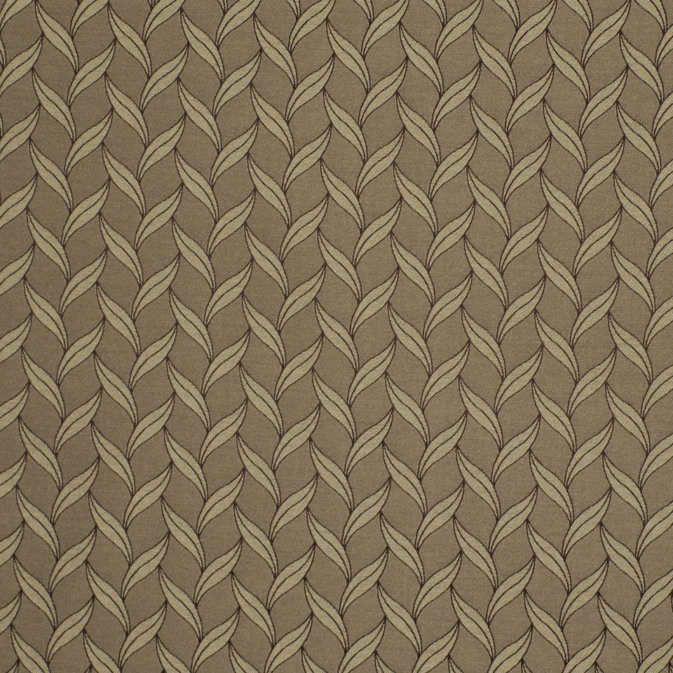 MIRAGE I Vine Shifter Fabric - Deep Copper