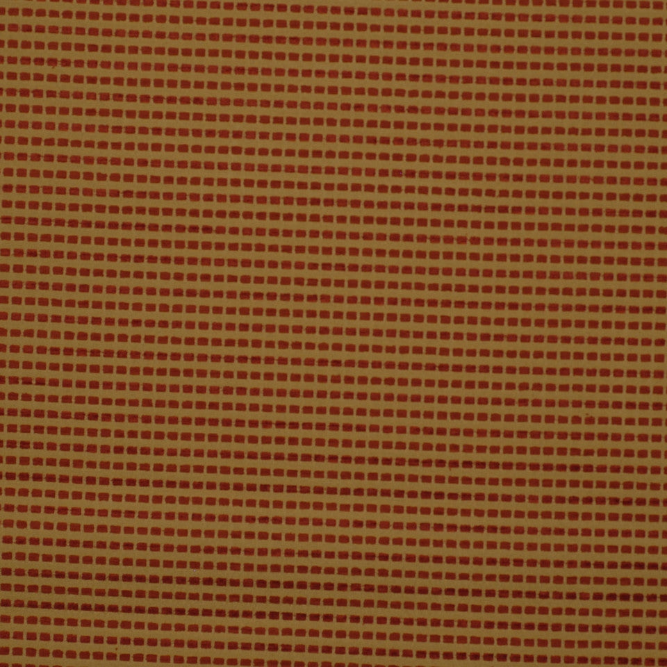 MIRAGE II Grand Central Fabric - Vintage Red