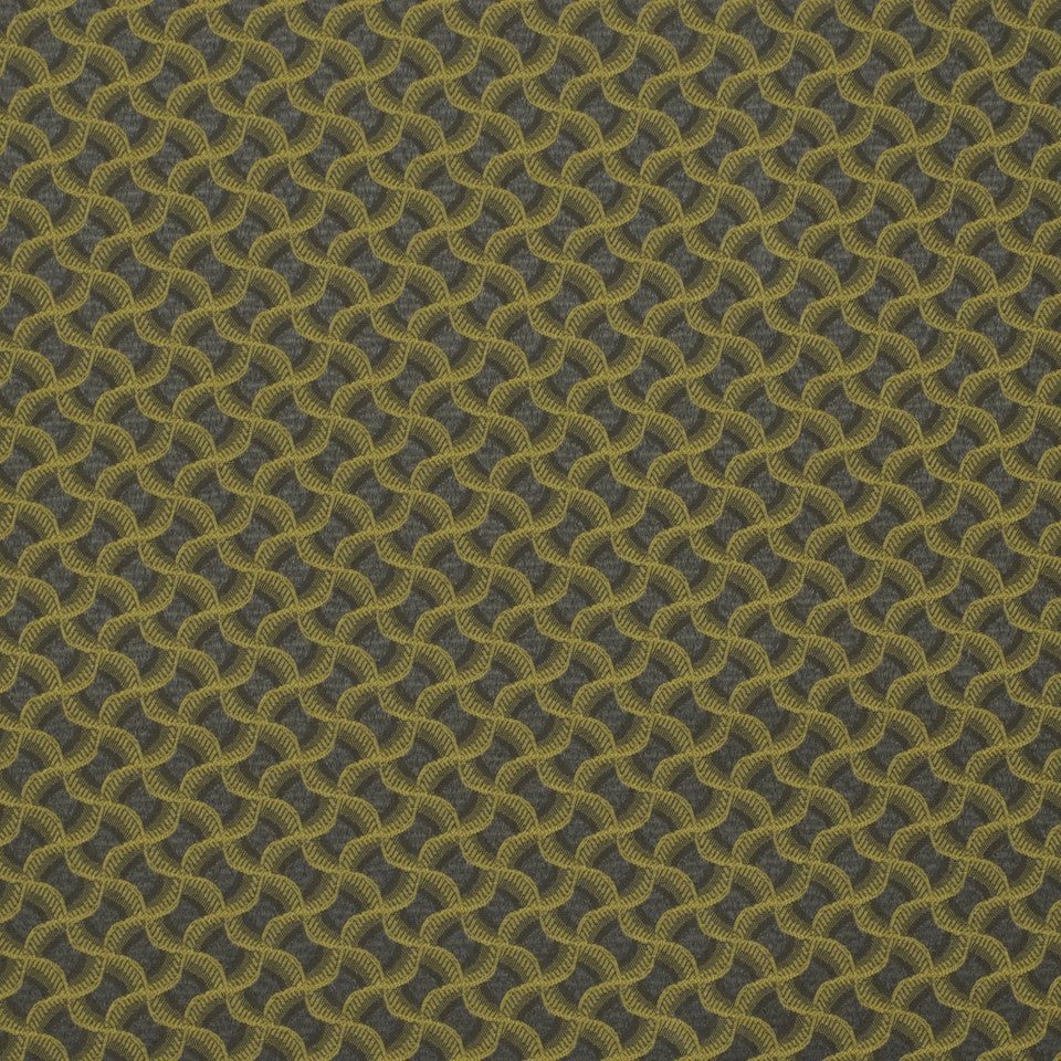 MIRAGE II Optical Net Fabric - Lagoon