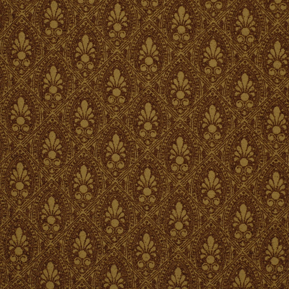 MIRAGE I Chic Boucle Fabric - Pecan
