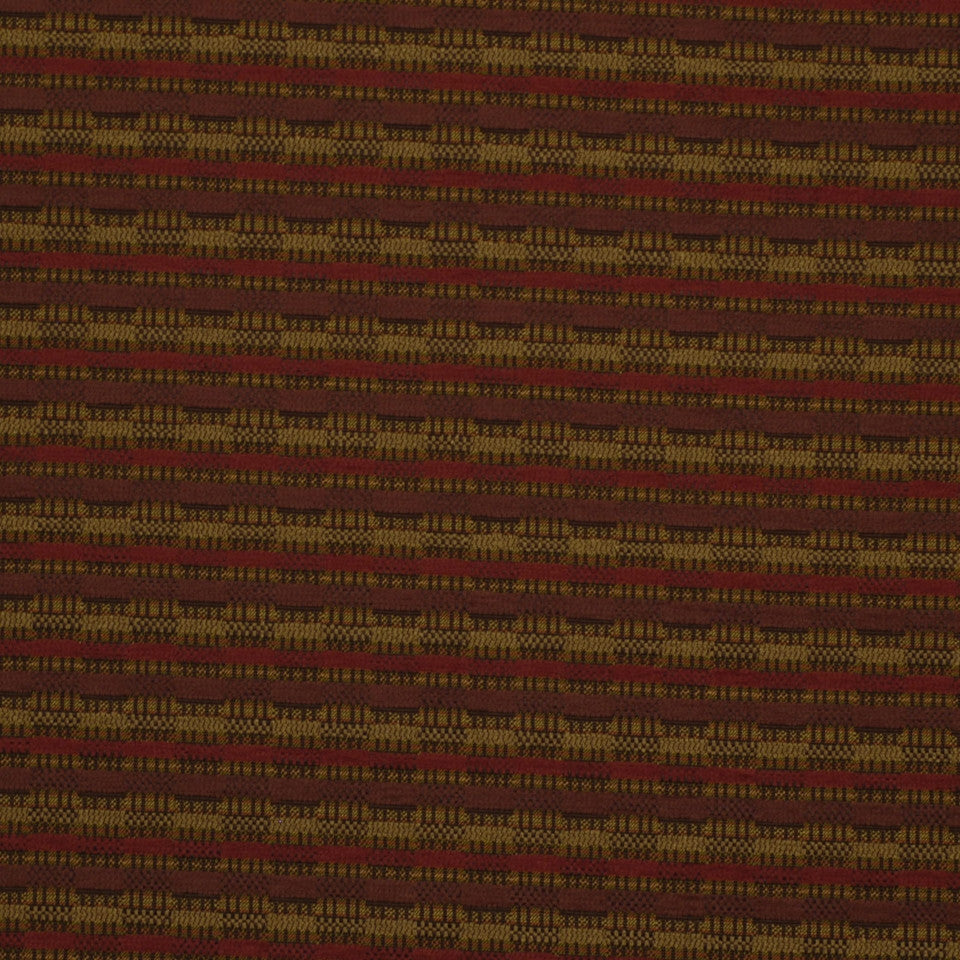 MIRAGE II Rush Hour Fabric - Plum Berry