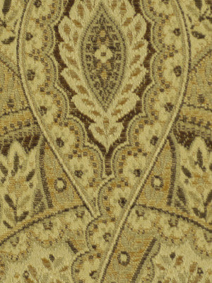 NEW TRADITIONS Isere Paisley Fabric - Document
