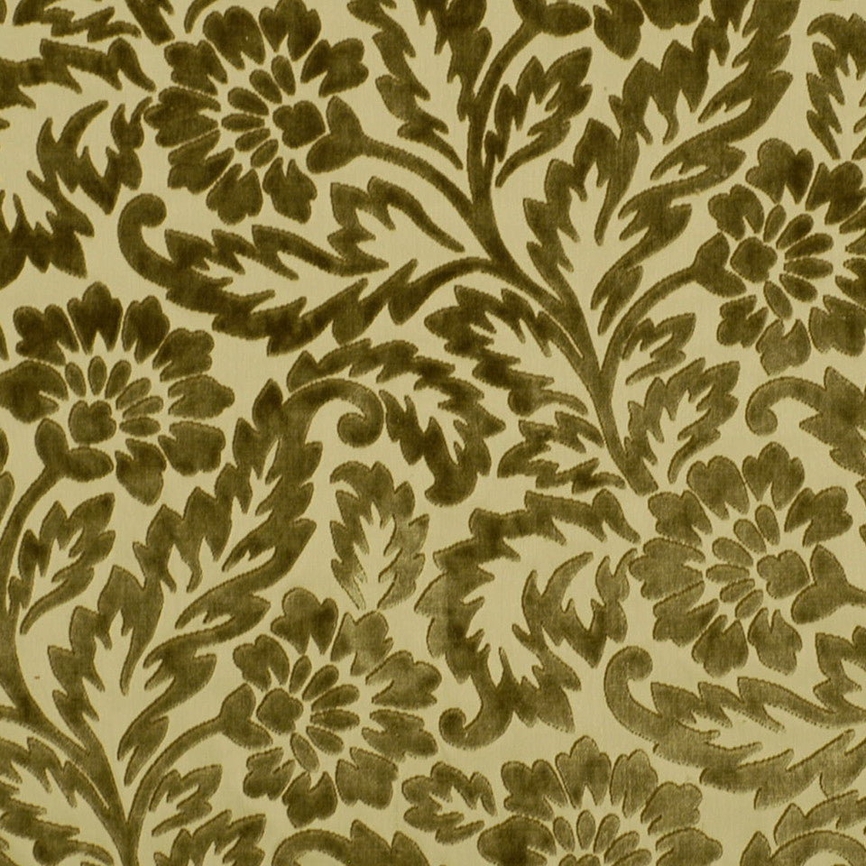 COOL TONES Simran Fabric - Willow