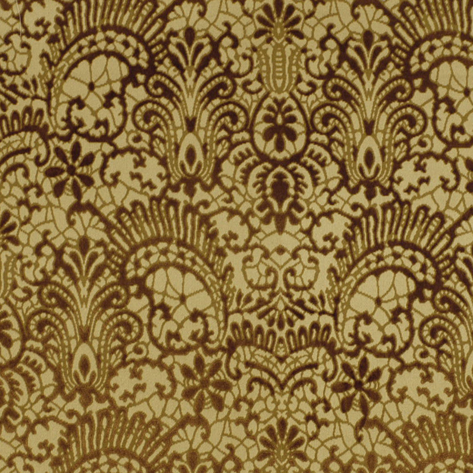 WARM TONES Remi Fabric - Copper
