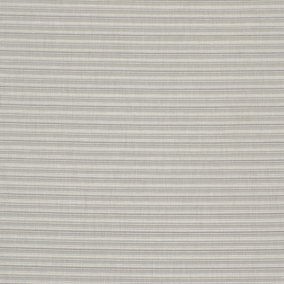POSITIVELY     STERLING Ripple Stripe Fabric - Steel