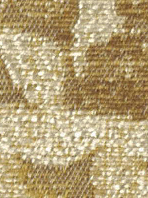 POSITIVELY     STERLING Gaetana Floral Fabric - Gold Dust