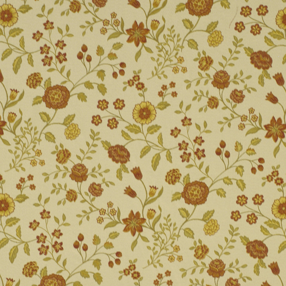NEW TRADITIONS Mirabilis Fabric - Ivory