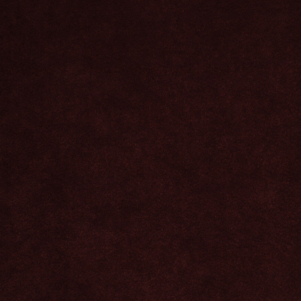 CORPORATE BINDER: PERFORMANCE/FINISHES DECORATIVE/UPH SOLIDS AND TEXTURES/ECO I Sensuede II Fabric - Wine