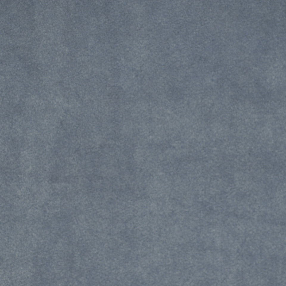 CORPORATE BINDER: PERFORMANCE/FINISHES DECORATIVE/UPH SOLIDS AND TEXTURES/ECO I Sensuede II Fabric - Cerulean