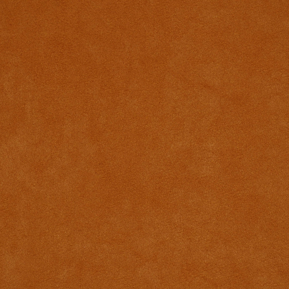CORPORATE BINDER: PERFORMANCE/FINISHES DECORATIVE/UPH SOLIDS AND TEXTURES/ECO I Sensuede II Fabric - Nectarine