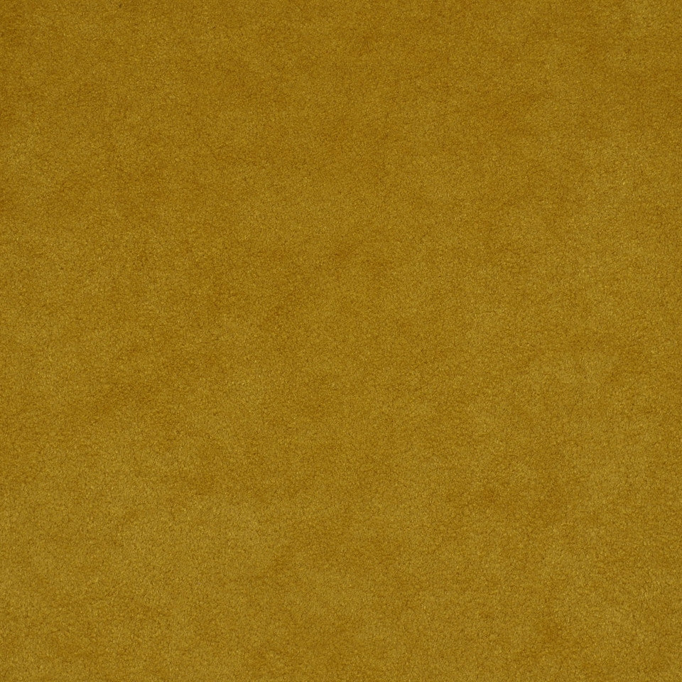 CORPORATE BINDER: PERFORMANCE/FINISHES DECORATIVE/UPH SOLIDS AND TEXTURES/ECO I Sensuede II Fabric - Ochre
