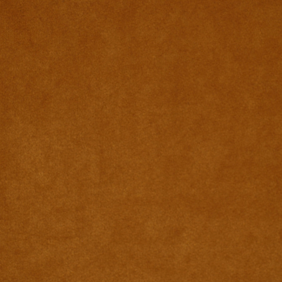 CORPORATE BINDER: PERFORMANCE/FINISHES DECORATIVE/UPH SOLIDS AND TEXTURES/ECO I Sensuede II Fabric - Caramel