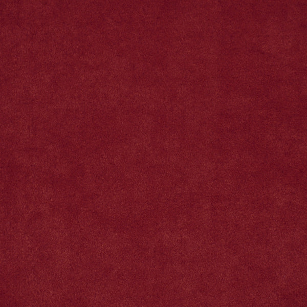 CORPORATE BINDER: PERFORMANCE/FINISHES DECORATIVE/UPH SOLIDS AND TEXTURES/ECO I Sensuede II Fabric - Bing Cherry