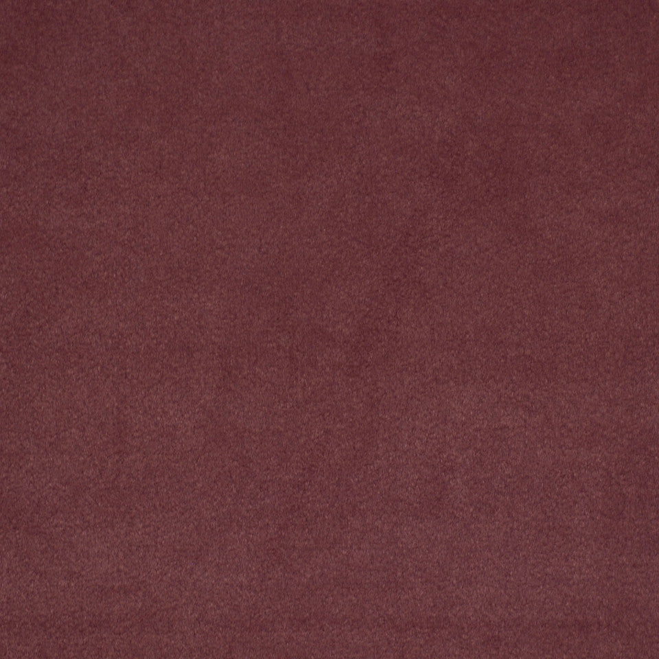 CORPORATE BINDER: PERFORMANCE/FINISHES DECORATIVE/UPH SOLIDS AND TEXTURES/ECO I Sensuede II Fabric - Berry