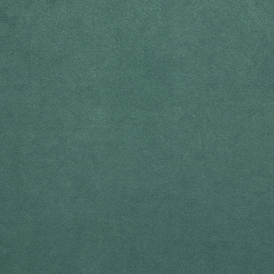 CORPORATE BINDER: PERFORMANCE/FINISHES DECORATIVE/UPH SOLIDS AND TEXTURES/ECO I Sensuede II Fabric - Jade
