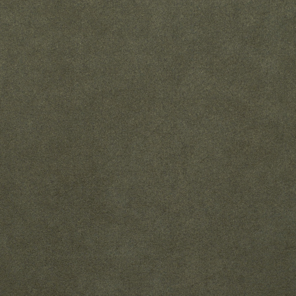 CORPORATE BINDER: PERFORMANCE/FINISHES DECORATIVE/UPH SOLIDS AND TEXTURES/ECO I Sensuede II Fabric - Viridian
