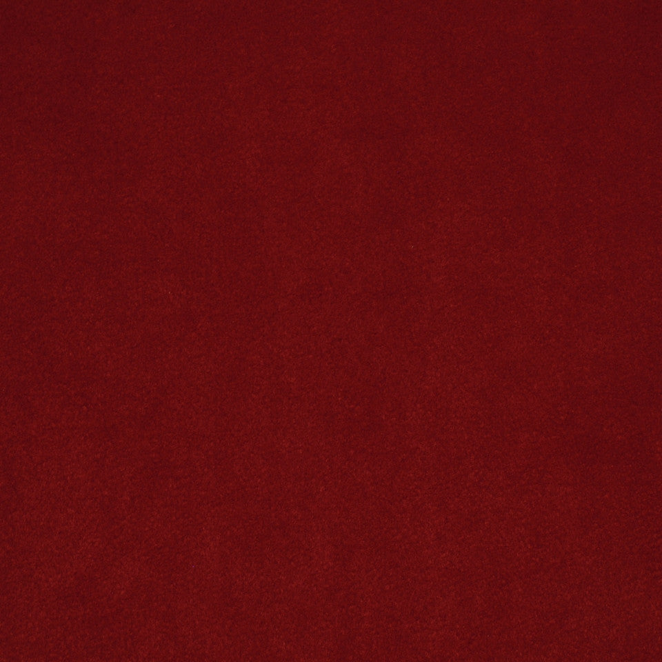 CORPORATE BINDER: PERFORMANCE/FINISHES DECORATIVE/UPH SOLIDS AND TEXTURES/ECO I Sensuede II Fabric - Scarlet