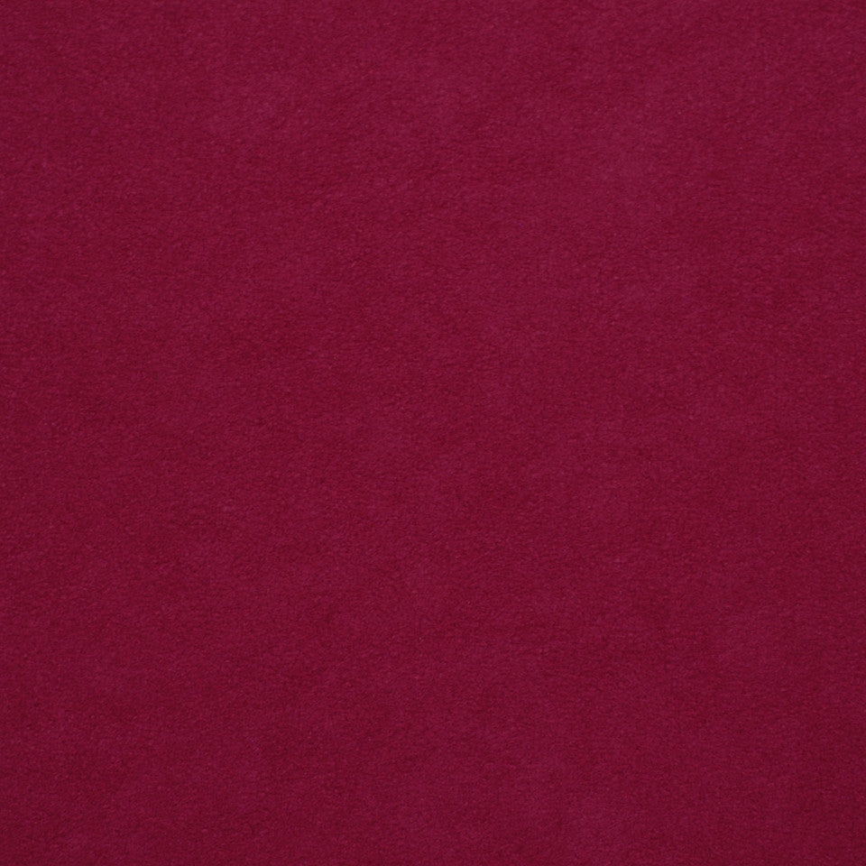 CORPORATE BINDER: PERFORMANCE/FINISHES DECORATIVE/UPH SOLIDS AND TEXTURES/ECO I Sensuede II Fabric - Dahlia