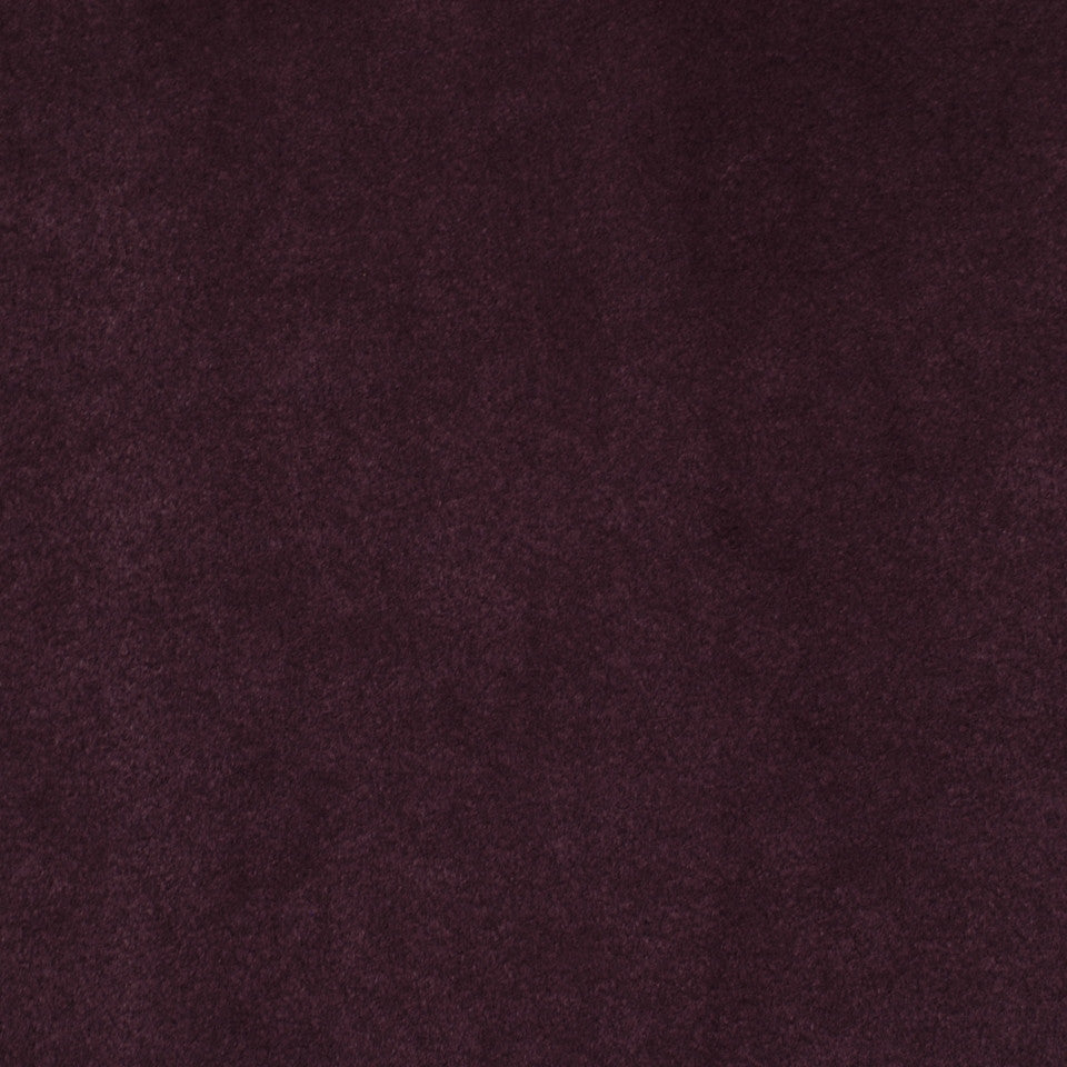 CORPORATE BINDER: PERFORMANCE/FINISHES DECORATIVE/UPH SOLIDS AND TEXTURES/ECO I Sensuede II Fabric - Pansy