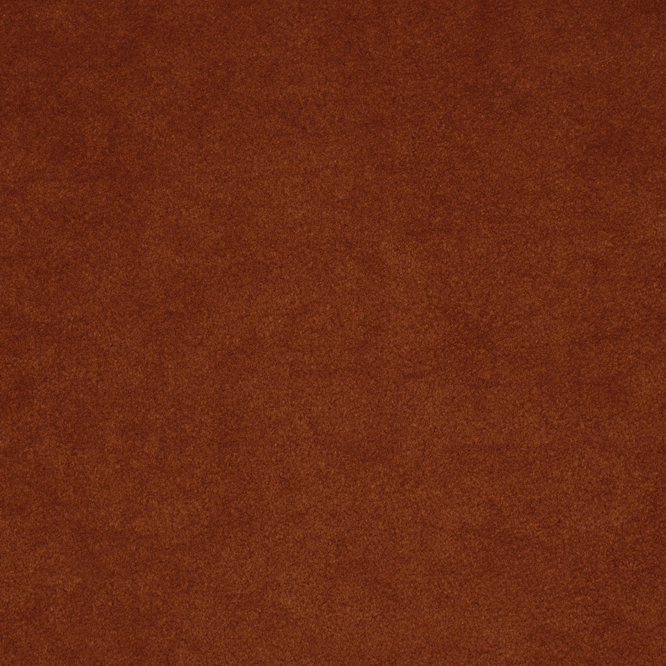 CORPORATE BINDER: PERFORMANCE/FINISHES DECORATIVE/UPH SOLIDS AND TEXTURES/ECO I Sensuede II Fabric - Brandy