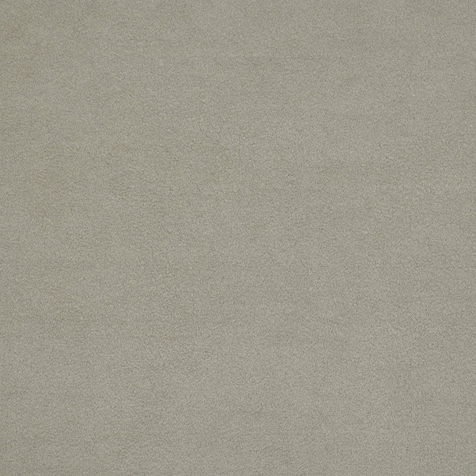 CORPORATE BINDER: PERFORMANCE/FINISHES DECORATIVE/UPH SOLIDS AND TEXTURES/ECO I Sensuede II Fabric - Nickel