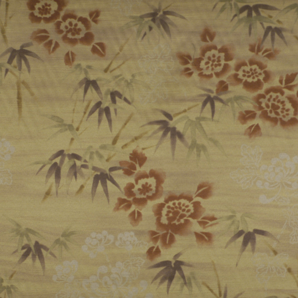 SANCTUARY Karakum Fabric - Teastain