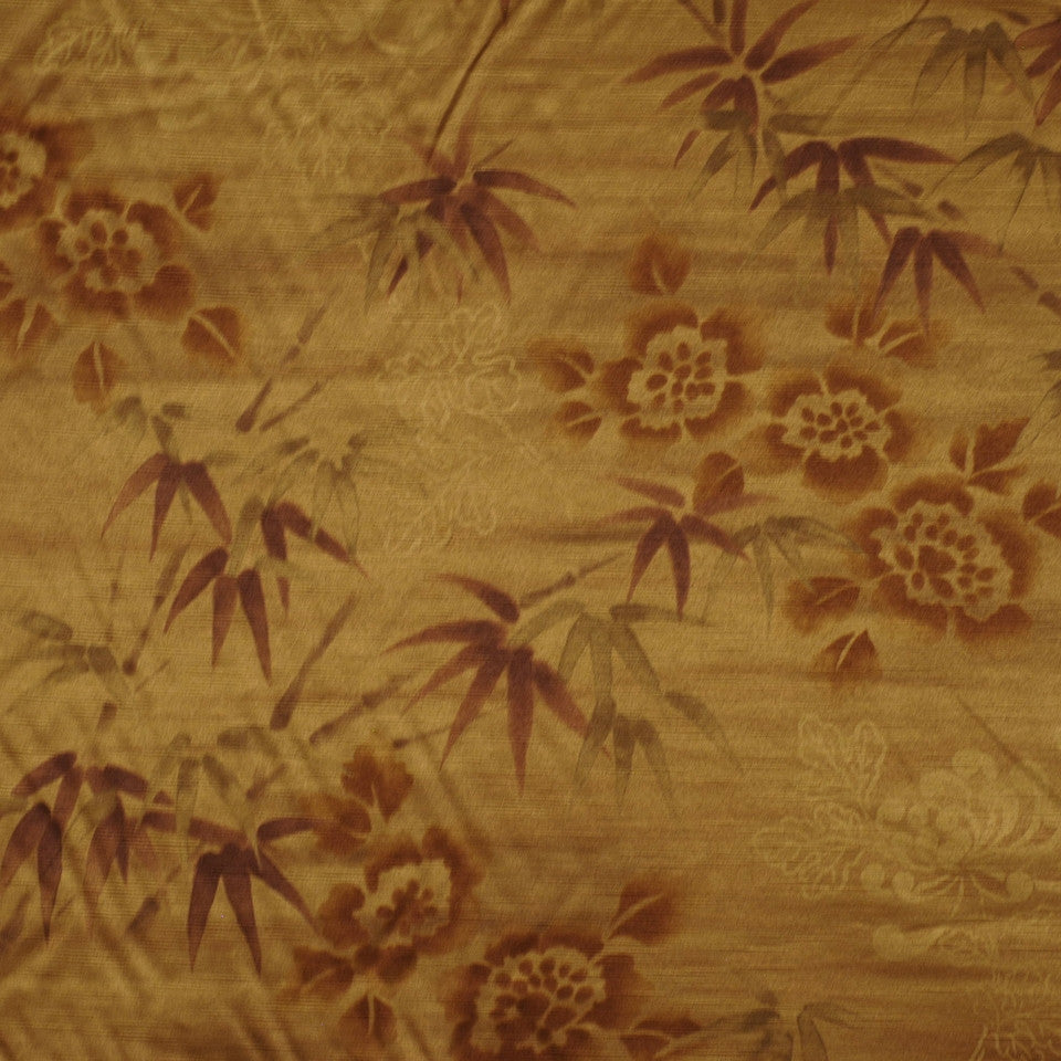 SANCTUARY Karakum Fabric - Amber