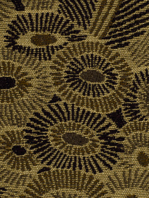 EBONY Primrose Hill Fabric - Ebony