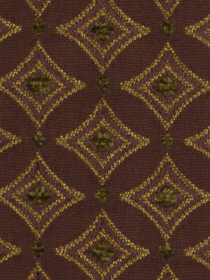 MADEIRA Musical Chairs Fabric - Plum