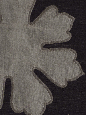 EBONY Willow Glen Fabric - Ebony