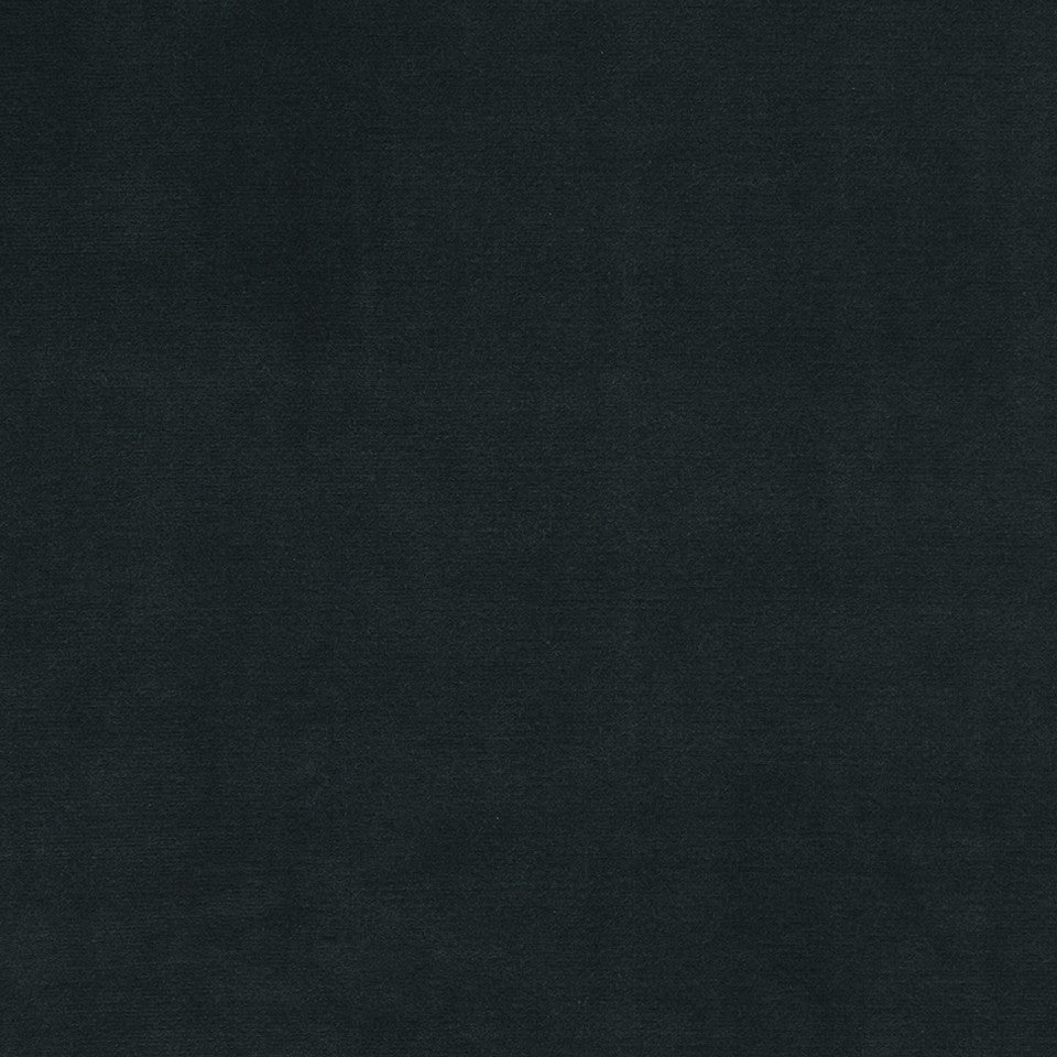 COTTON VELVET SOLIDS Lady Elsie Fabric - Aegean