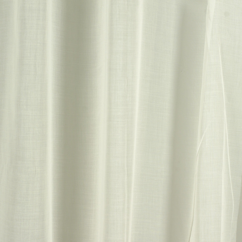 WINDOW INDOOR/OUTDOOR Tenar Fabric - Blanc