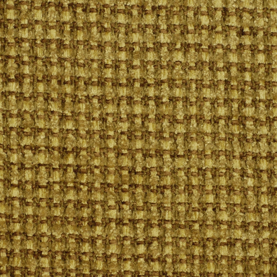 GREEN Chajari Fabric - Caper