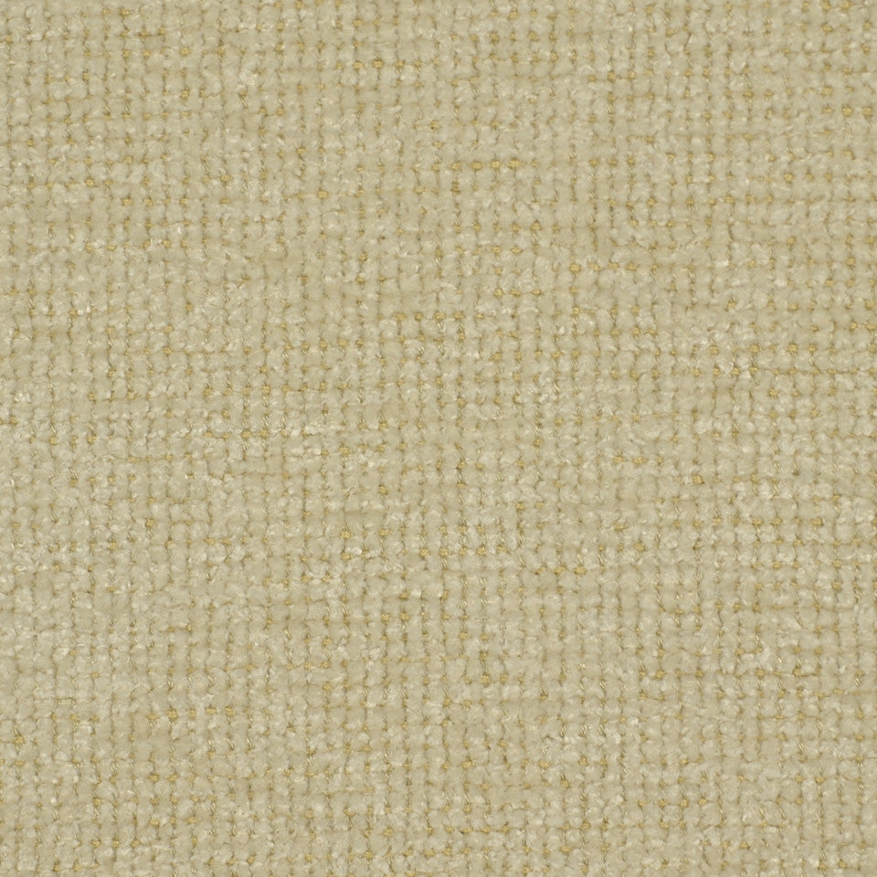 PLUSH CHENILLE SOLIDS Quito Fabric - Ivory
