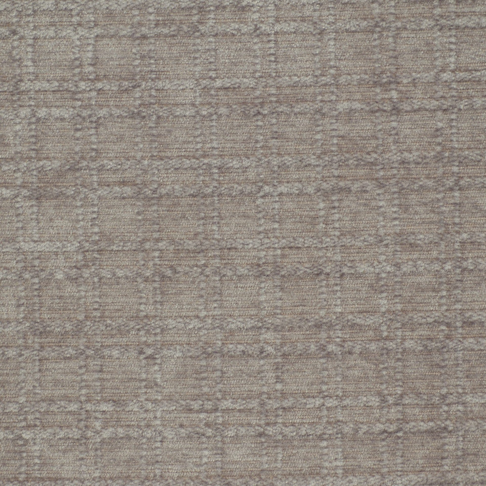 STERLING Danby Square Fabric - Sterling