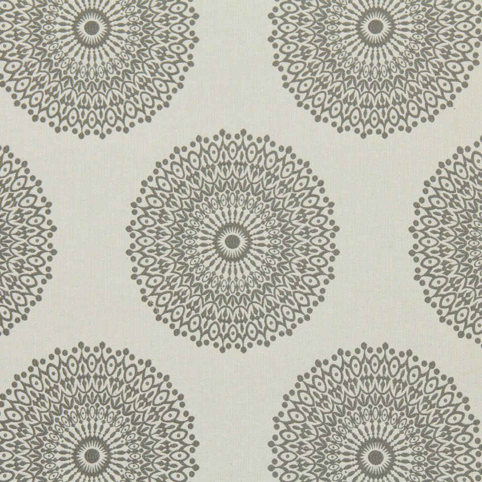 STERLING Sol Fabric - Sterling