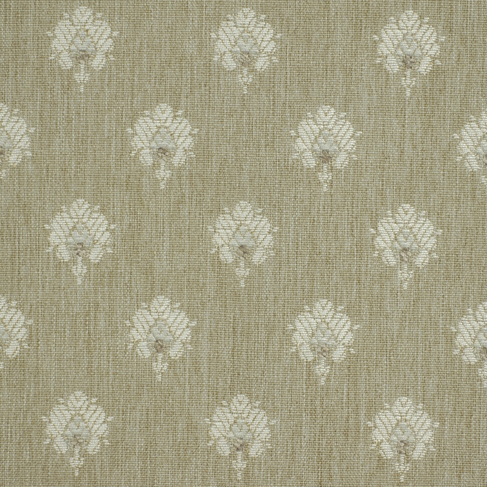 STERLING Frosted Cap Fabric - Sterling
