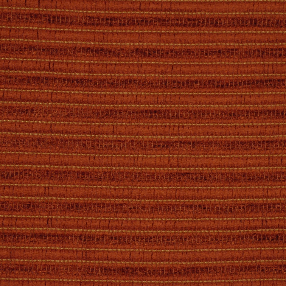 RED Ajacio Fabric - Rust