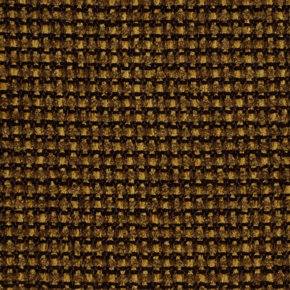 DARK NEUTRAL Chajari Fabric - Jet